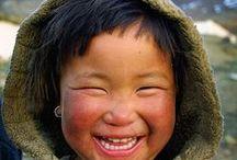 Smile/Lächeln! / Reminders of happiness. -- Fröhlichkeits-Memos.