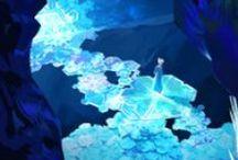 Frozen ConceptArt&Screenshot / 겨울왕국 컨셉아트 및 화면