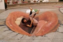Wow~Street/Urban/Public Art / To blow your mind  / by SonoranSpice
