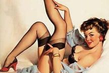 Pinup beauties