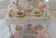 Miniatures / ~Meubles et objets miniatures et tutoriels~