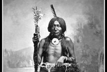 Native Americans, related to the nature