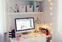 Home Office / by Ana Carolina Lemes