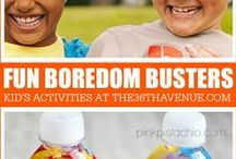 Kids Activities / Keep your kids entertained and have a blast while doing it!