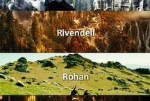 Lotr & Hobbit pictures
