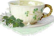 Tea/ Tee / Would you like to have some tea? --   Möchtest Du gerne etwas Tee?