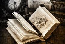 Books, Paper & Pen