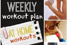 Home Workout Tips / Skip the gym and workout at home!...it's more affordable and time efficient!