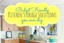 Budget Friendly Home Decor / DIY tips and tricks for decorating on a budget!