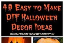 H-A-Double L-O-W-Double E-N Spells Halloween! / Halloween themed treats, tricks, decor and more!
