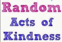 R.A.O.K / Random Acts of Kindness...PASS IT ON!