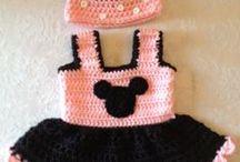 Crochet - Bebe y niñ@s