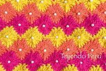 Crochet - Muestras