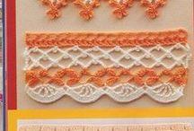 Crochet - Puntillas