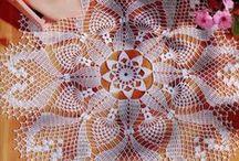 Crochet - Tapetes
