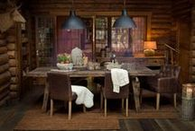 Delectable Dining Rooms / Dining room decor and design