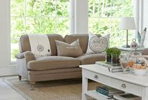 Lovely Living Rooms / Living room design and decor