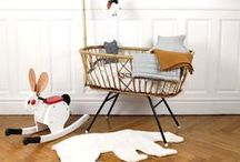Nursery Inspiration / Super stylish ideas to transform your baby's nursery. / by Jessie and James London