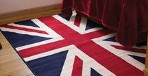 Union Jack / Looking to create a patriotic theme for your home? Our Union Jack rugs are available in a large selection of qualities and sizes to suit all budgets and colour schemes. Our rugs have been featured at Royal celebrations, Sporting events and Parties across the world.