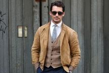 David Gandy Style / One of a kind