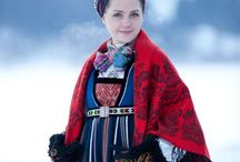Scandinavian traditional clothing