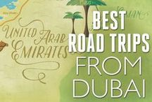 United Arab Emirates / Have you always wanted to travel to Dubai? Are Abu Dhabi attractions are calling you? These pins will inspire you with plenty of things to do in the United Arab Emirates.