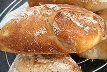 Nahrung: Brote & Co / ERPROPTE UND BEWÄHRTE REZEPTE: Brote, Brötchen & mehr - vegan oder mit Tipps dazu, wie ich sie vegan gemacht habe.