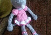 ZSIZSI  horgolt kézimunka (crochet) / crochet pieces