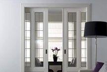 Drzwi do salonu