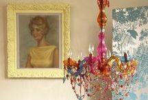 kolory do mieszkania: inspiracje