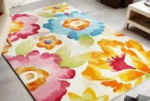 Floral Rugs / Bring a vibrant splash of colour to your home with our floral rugs featuring modern floral designs in a selection of beautiful colour shades. Here's some of our favourite floral designs from vintage inspired to modern designer, floral rugs make a rich and colourful addition to a room. All with Free UK delivery.