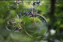 """Mój Rower """"Magik"""" / Miedziowany rower na ramie od Pana Rychtarskiego Rower, Vintage Bike"""
