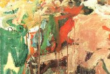 Art lover / Expressionnisme abstrait