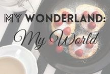 My World | MW / My life, my world :)
