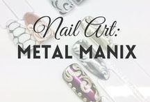 Metal Manix | MW / All about METAL MANIX POWDER / DUST (more on MyWonderland blog & You Tube channel).
