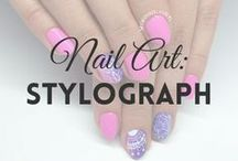 Nail Art: Stylograph | MW / All about STYLOGRAPH (more on MyWonderland blog & You Tube channel).