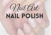 Nail Polish | MW / NAIL POLISH NAIL ART inspirations (more on MyWonderland blog & You Tube channel).