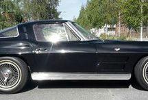 Chevrolet Corvette Splitwindow 1963 / my collection