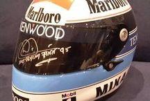 F1 Helmet Mika Häkkinen