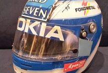 F1 Helmet Mika Salo