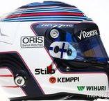F1 Helmet Valtteri Bottas