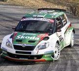 S2000/R5 rally cars