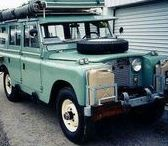 Land Rover Series I-III