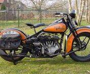 Classic Harley Davidsson