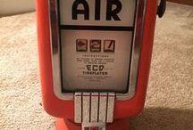 Vintage air meters