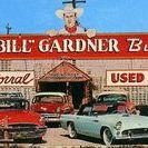 Old car dealer