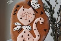 Animals cookies design