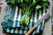 Green is the new black (Herbs: from the garden to the kitchen)
