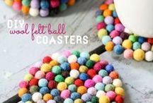 Kitchen: Coaster & Placemat