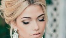 Bridal makeup / photos to inspire our future brides..